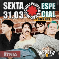 Red Hot Chili Peppers Especial + Hits do Rock - Etnia